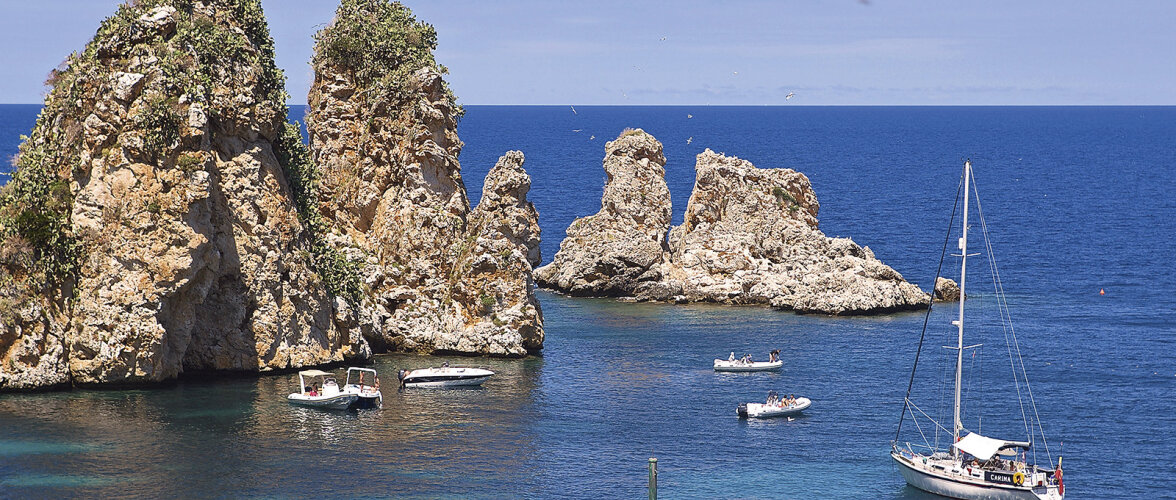 Poole Eesti suurune Sitsiilia on elumõnude nautimise saar