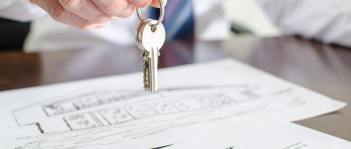 Kuidas maandada riske, kui ostad kodu paberil, enne reaalset valmimist?