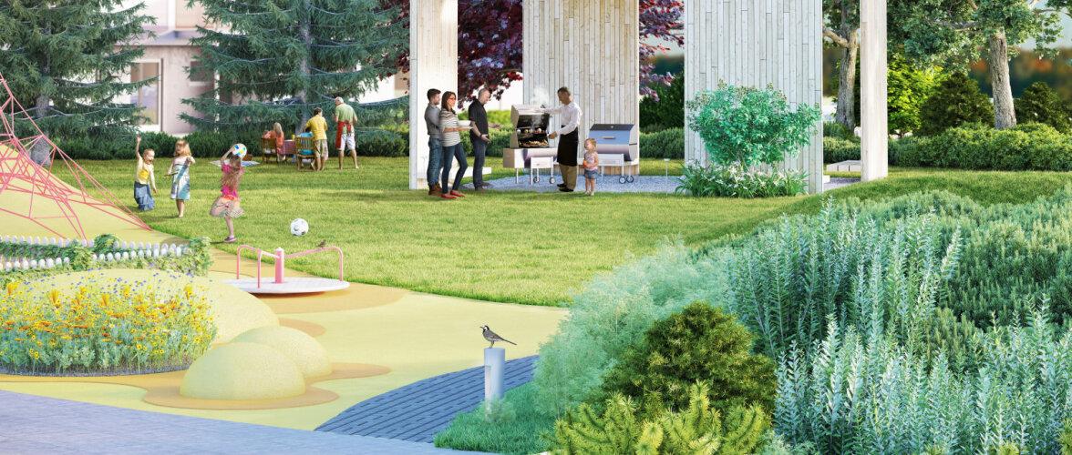 Endover rajas Tallinna uue mastaapse ja multifunktsionaalse pargi