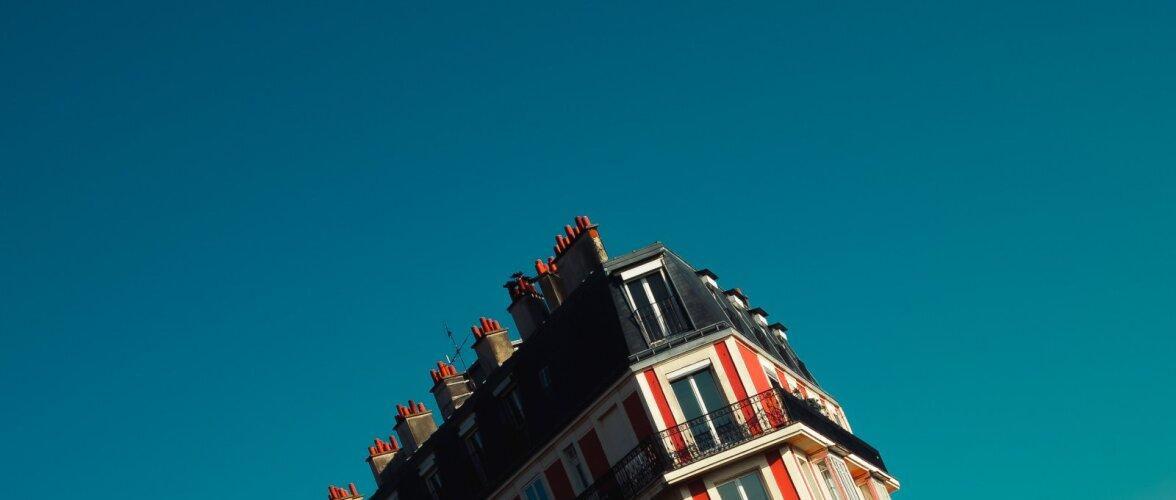 FOTOD | Kujutlusvõimel ei ole piire - vaata lahedaid moonutatud hooneid!