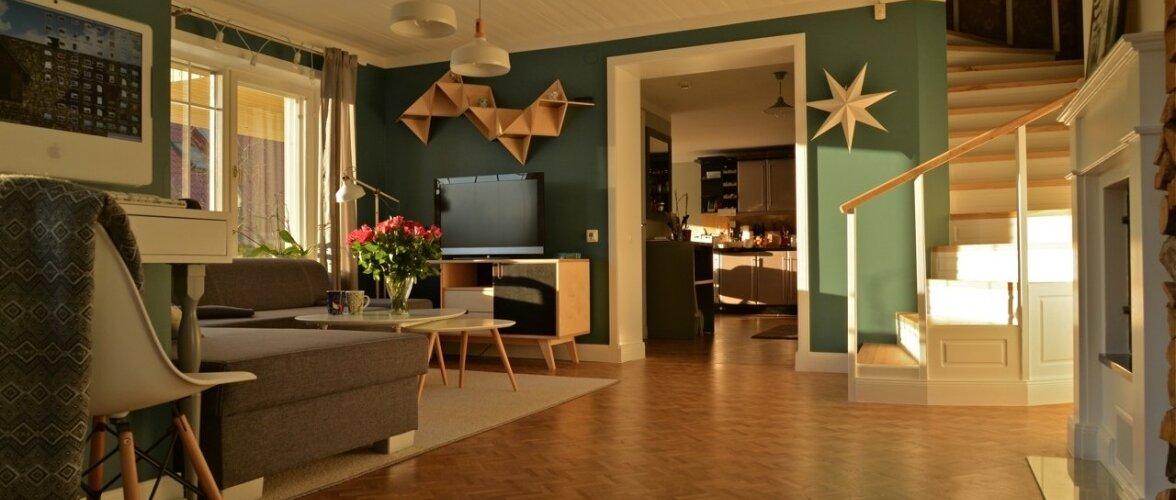 """""""Minu stiilne elutuba"""": Erilised detailid loovad kauni terviku"""