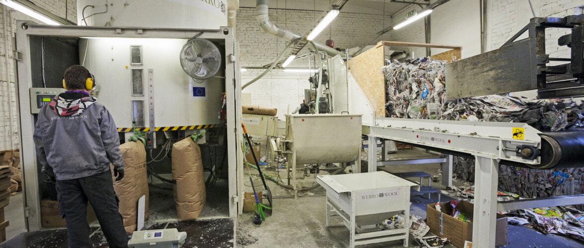Taaskasutus on popp ka materjalitootjate seas