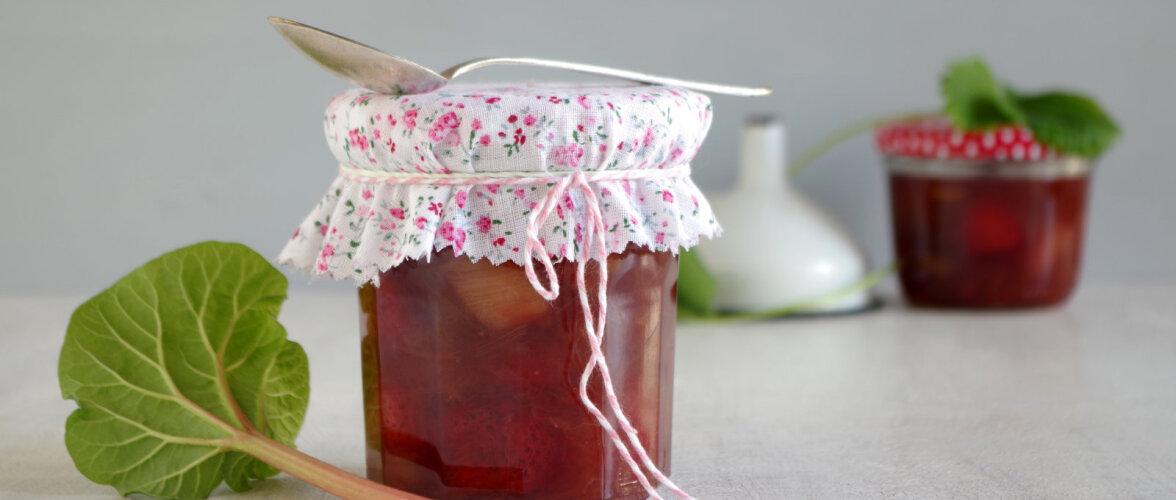RETSEPT | Suvi purgis ehk maasika-rabarberimoos