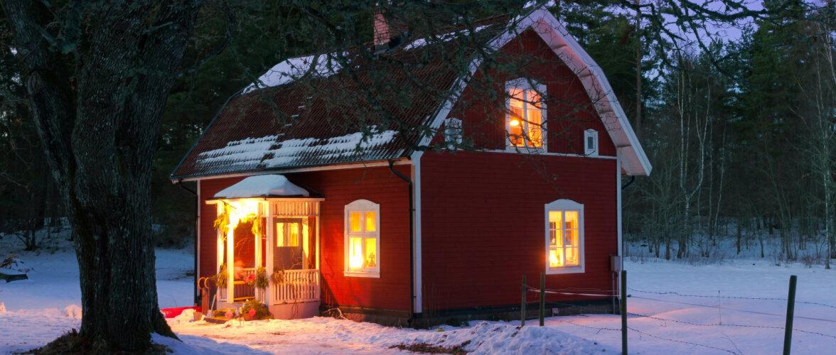 Kas talvel on kinnisvara raskem müüa?