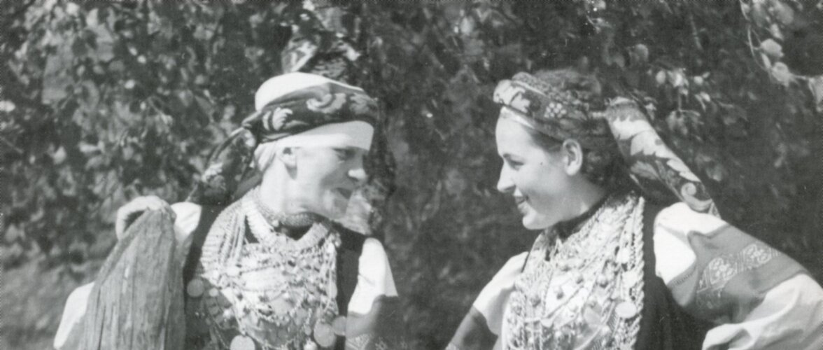 Naine olla on uhke ja hää? Eesti naiste rollidest läbi ajaloo