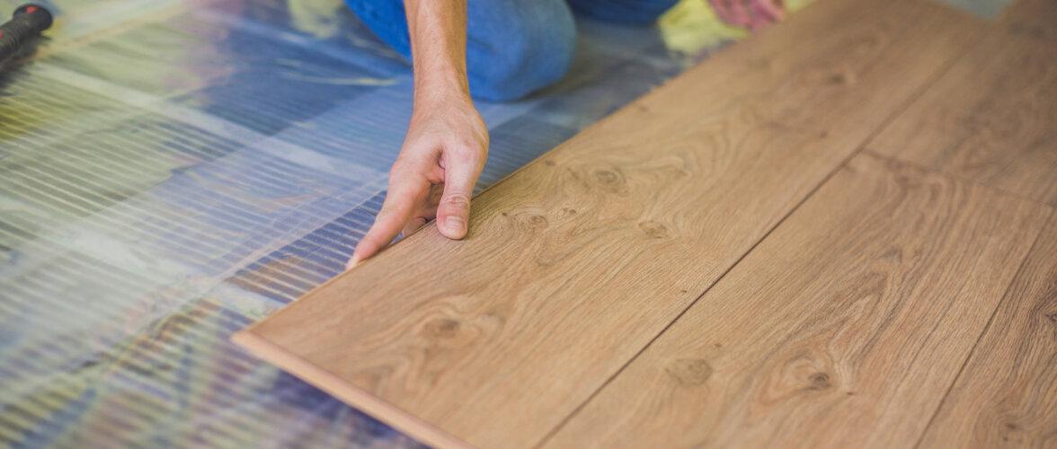 Miks põrandad sooja ei pea ja tuuletõmme kimbutab? Lahendused põrandate soojustamiseks