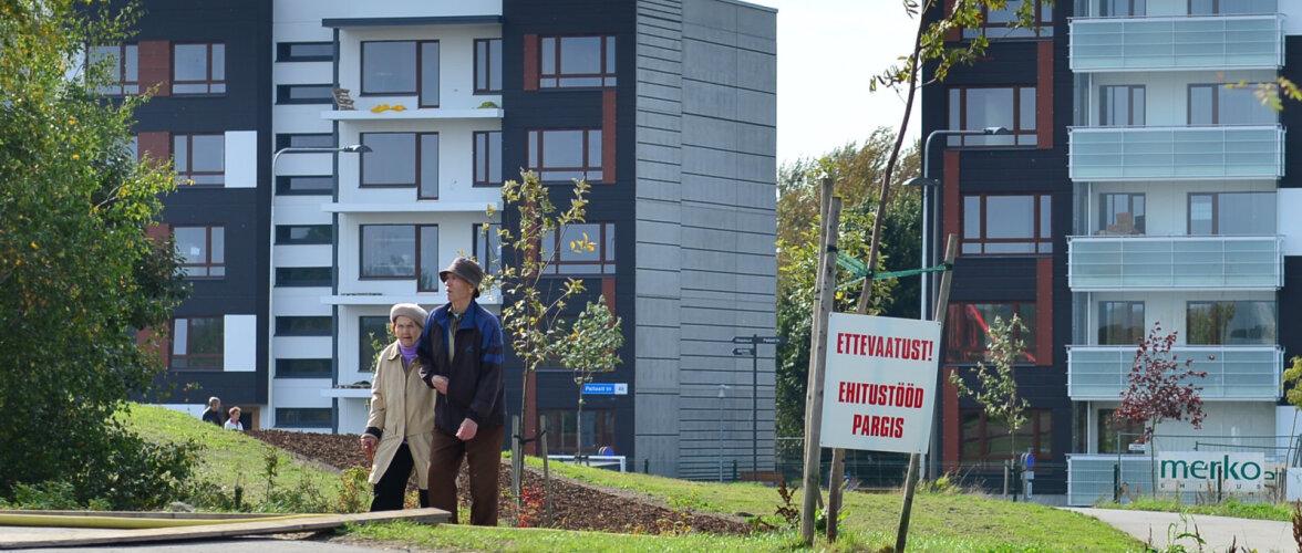 Tallinn väljastas teises kvartalis ligi kolm korda rohkem ehituslube kui mullu samal ajal. Ligi pooled uutest korteritest valmivad pealinnas