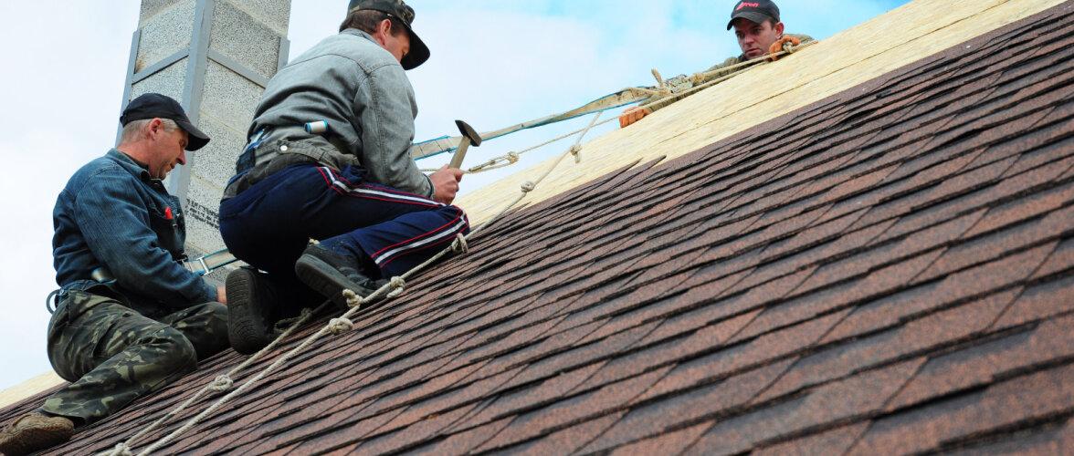 8 hoiatavat märki, et sinu maja katus on omadega läbi
