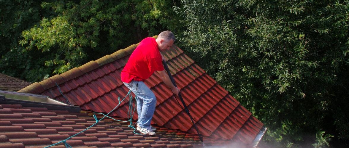 Kuidas pesta katust ja millise katuse puhul tuleb eriti ettevaatlik olla?