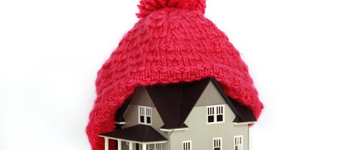 Kuidas müüa maja talvel?