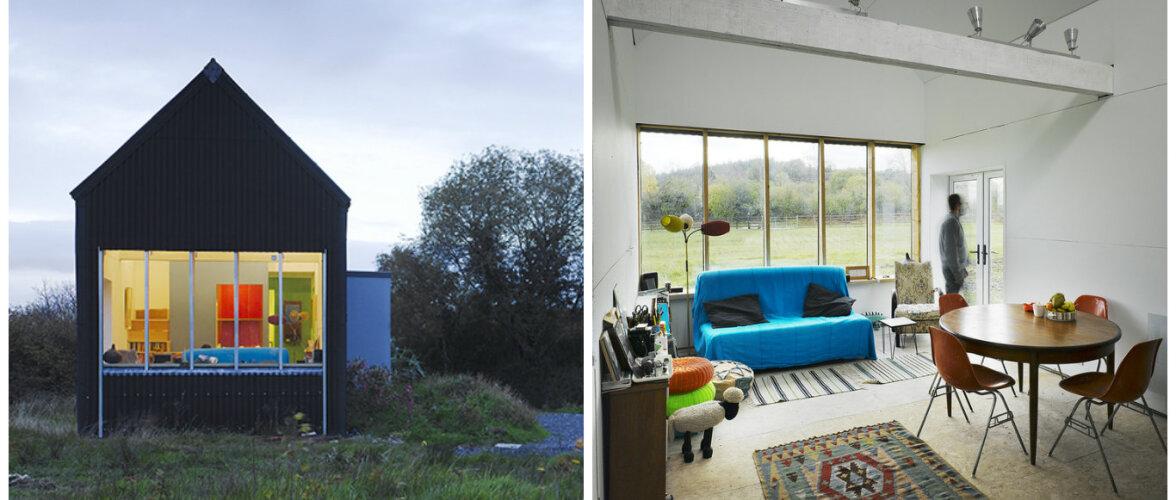 Väiksele perele loodud täisväärtuslik maja, mis läks maksma vaid 25 000 eurot