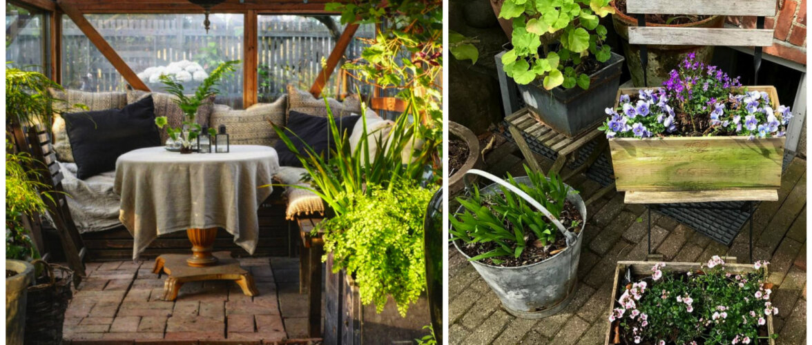 FOTOD: Skandinaavia stiilis aiad, rõdud ja terrassid, millest inspiratsiooni ammutada