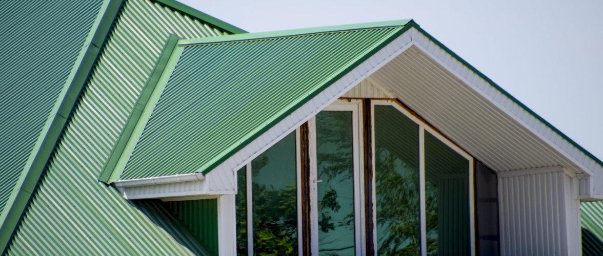 HINNAVÕRDLUS | Kui palju oleneb katuse hind kattematerjalist?