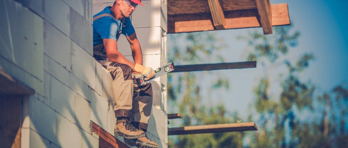 Miks ehitusturg õitseb ja kas kinnisvaraturul tasub valmistuda halvemaks ajaks?