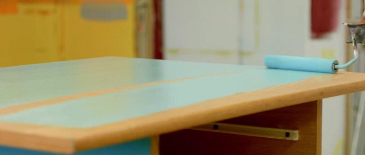 Anna vanale asjale uus ilme — kuidas värvida mööblit