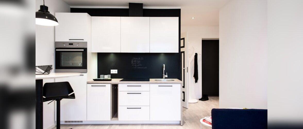Täisväärtuslik 2-toaline kodu väiksel pinnal