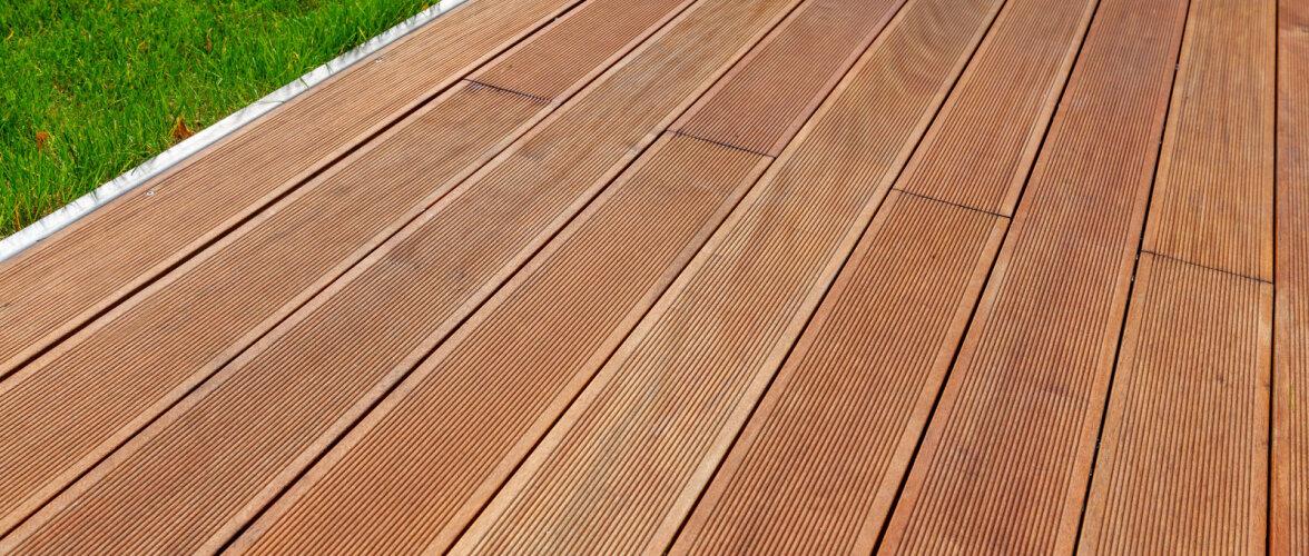 Terrassiklambrite kasutamine pikendab terrassi eluiga
