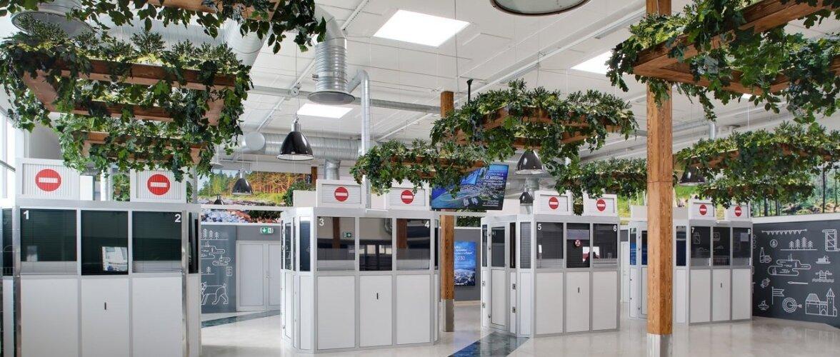 A-terminal, Tallinna Sadam