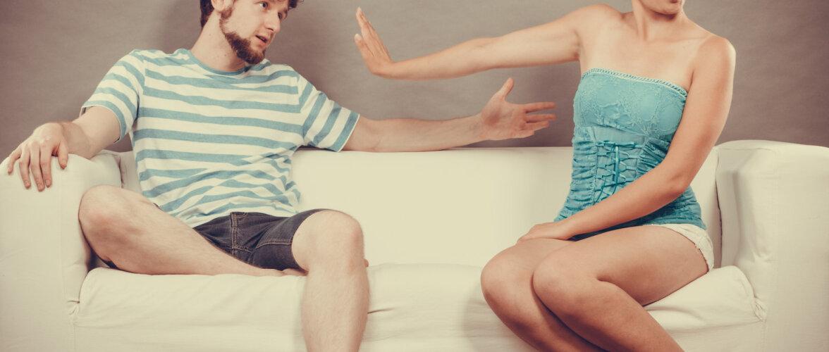10 tavalist viga, mida naised suhtes olles teevad