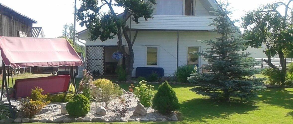 """Fotovõistlus """"Minu kodu suvel"""": Suur aed pakub rohkesti kujundamise võimalusi"""