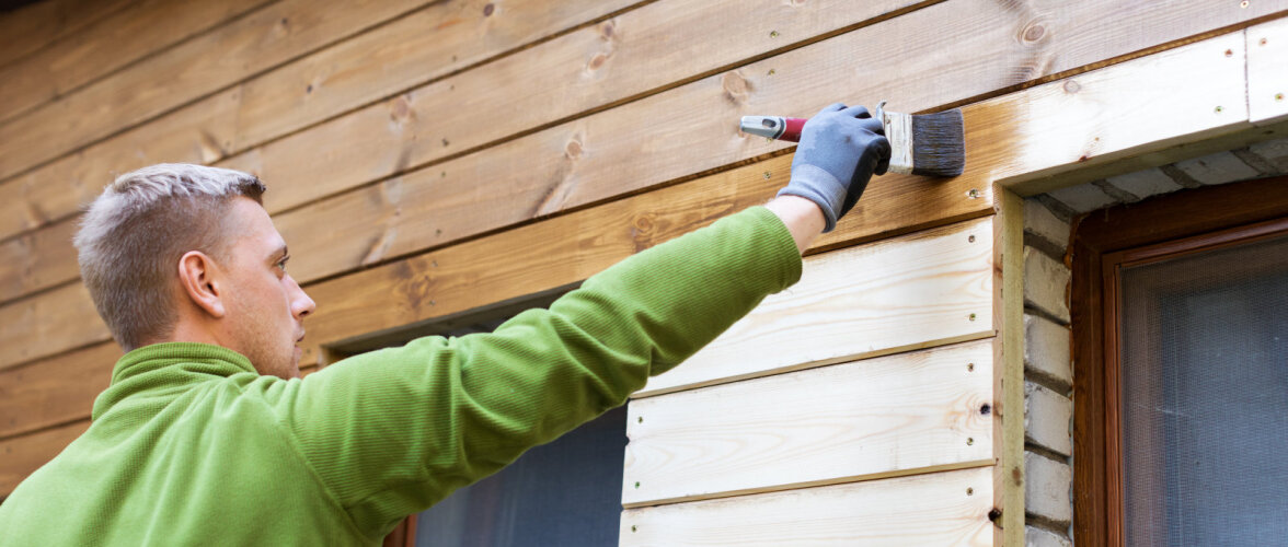 VÄRVIME MAJA! 10 asja, mida silmas pidada, kui hakkad maja värvima