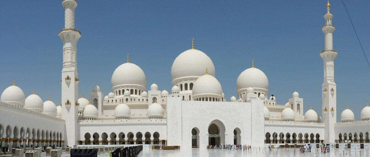 Naudi luksust Abu Dhabis: edasi-tagasi kiirete ümberistumistega lennupiletid Tallinnast kõigest 268 eurot!
