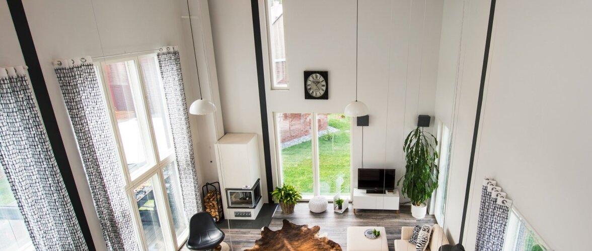 FOTOD Modernsed interjöörid Soome elamumessil — nopi ideid!