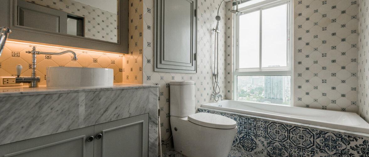 Üheksa olulist sammu vannitoa remondi planeerimisel