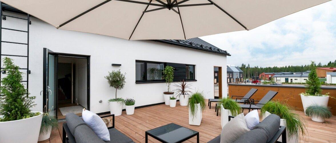 FOTOD | Kompaktne kodu, mille iga ruutmeeter on hästi läbi mõeldud