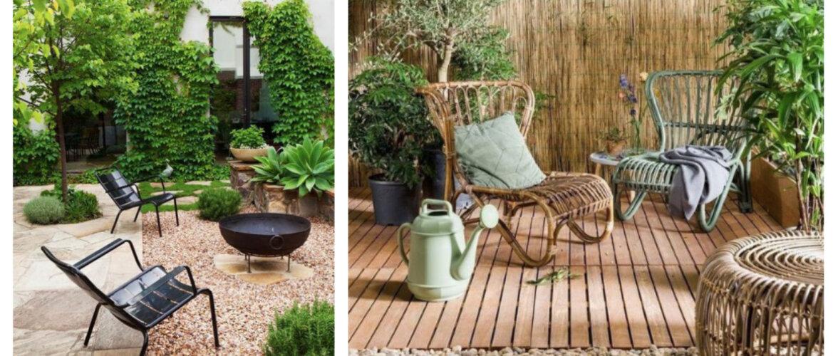 FOTOD | Kümme kaunist aeda, kus muru asendavad kivid ja kõrrelised
