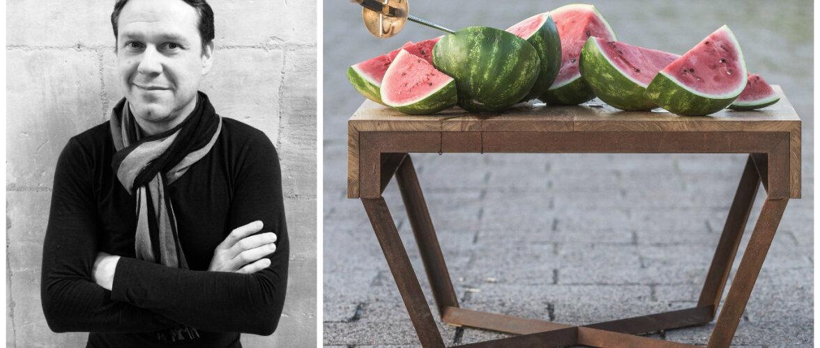 11 küsimust: disainer Elmet Treier paneb puidu elama