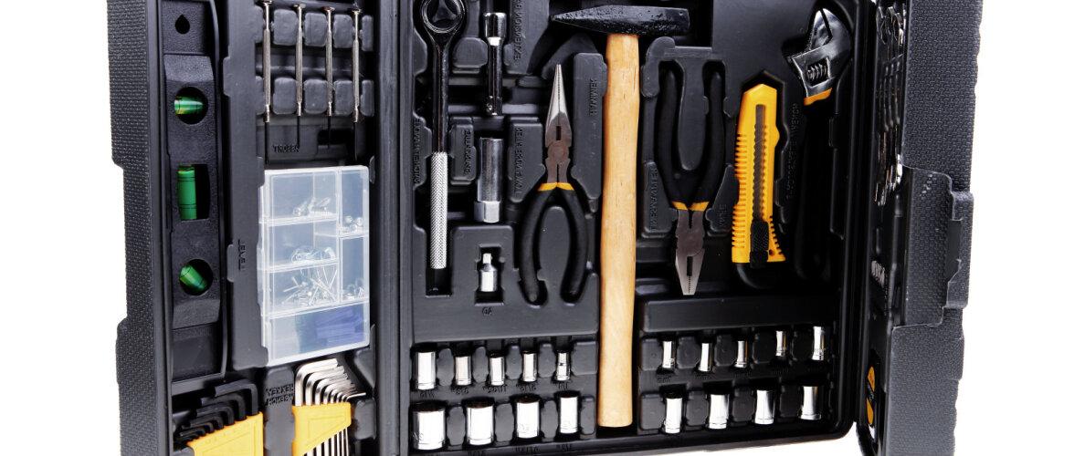 Hea tööriistakast on meistrimehele hädavajalik. Erinevate tööriistakastide plussid ja miinused
