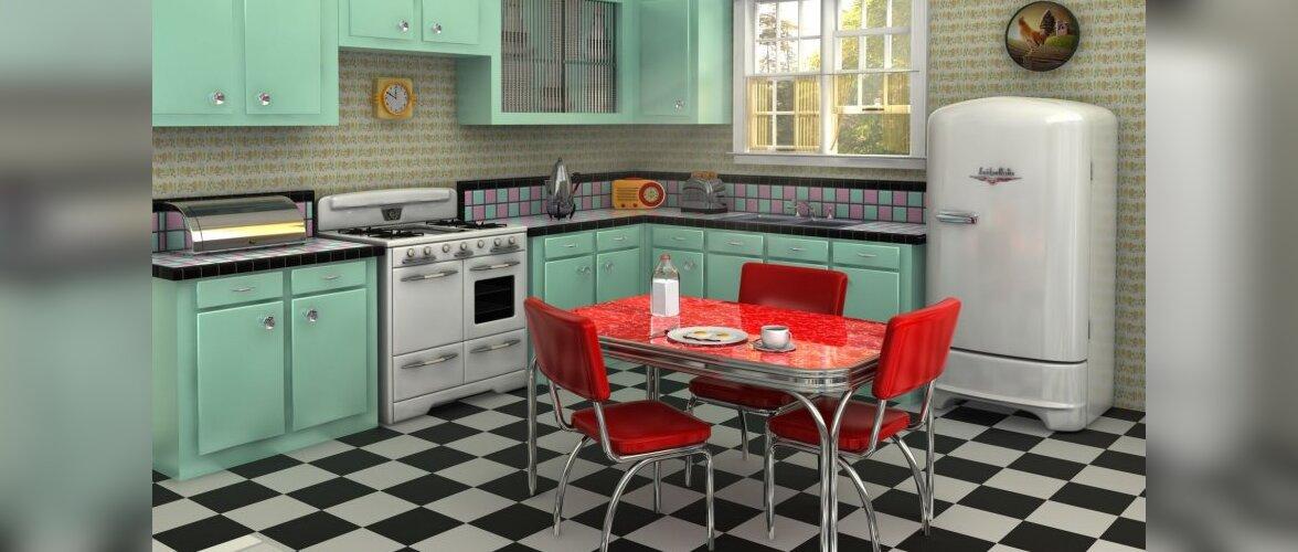 25 retrohõngulist kööki