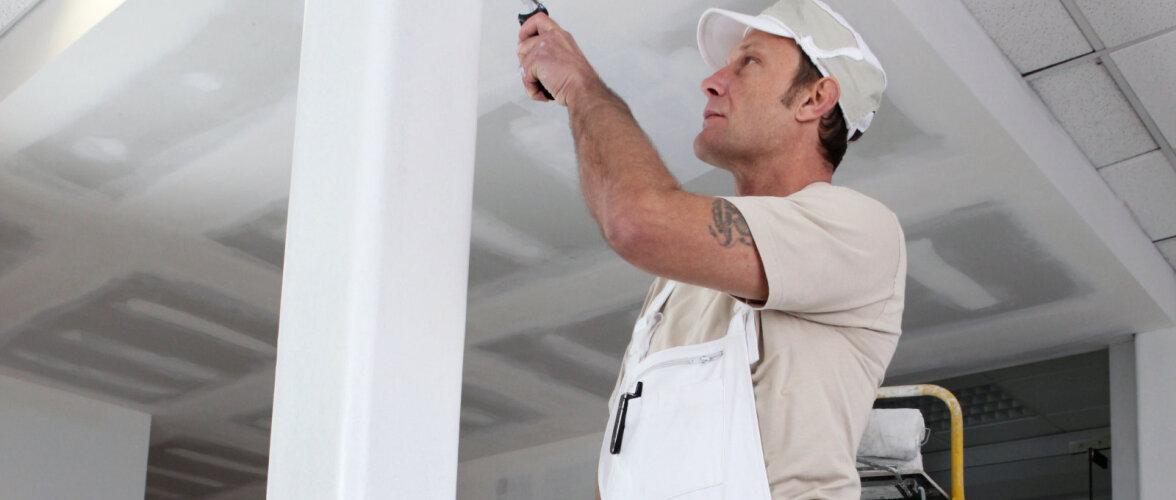 Seinte nurgad saavad pidevalt lööke. Kuidas seinte nurgad kiiresti ja lihtsalt tugevaks saada?