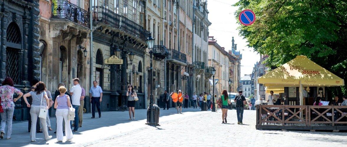 Wizz Air открывает новую линию из Вильнюса во Львов