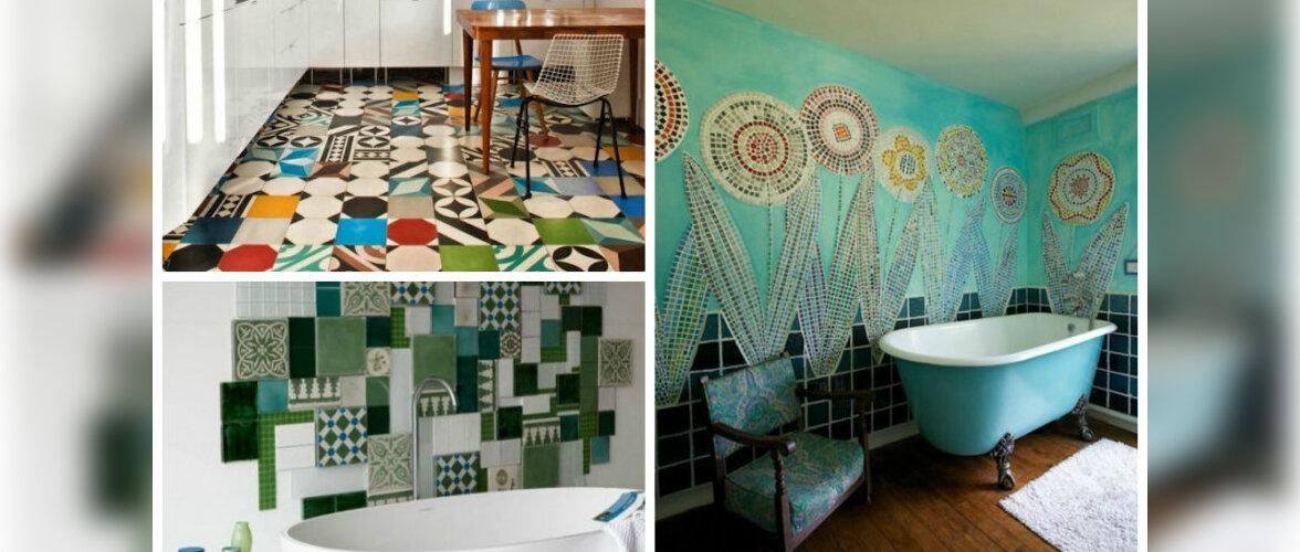 Too värvid tuppa — vaata häid ideid!