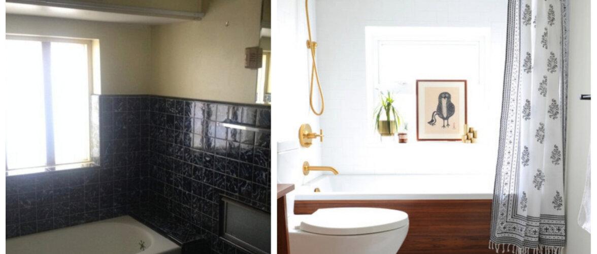 ENNE JA PÄRAST | Kolm uuenduskuuri läbinud vannituba
