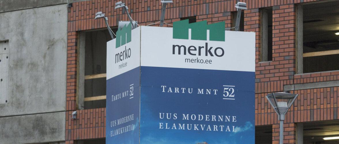 Merko Ehitus on edukas olnud nii koduturul kui Lätis