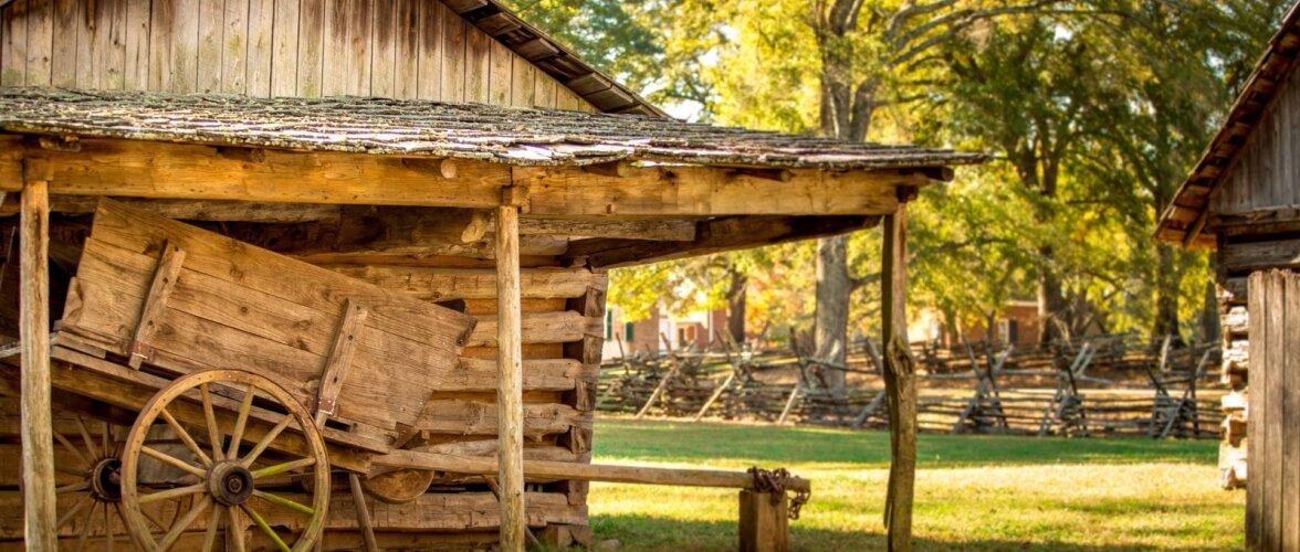 Meie esivanemate tarkust — kuidas kasutada puitu nii, et midagi raisku ei läheks!