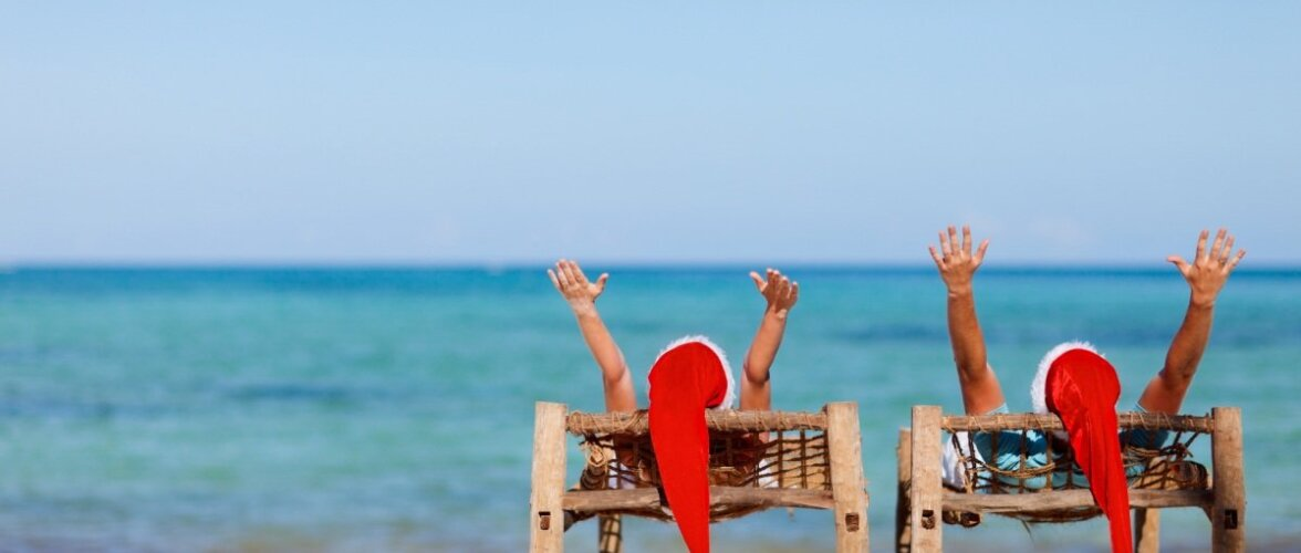 Количество путешествий во время праздников выросло на 40%