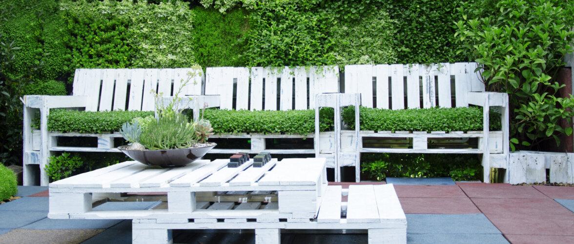 FOTOD | Euroalustest aiamööbel ja muudki!