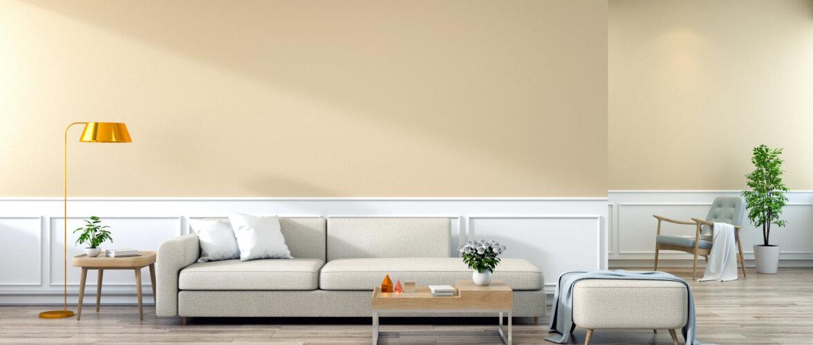 12 populaarset värvitooni. Milline võiks sinu koju sobida?