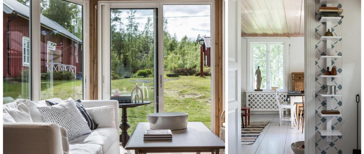 Lihtne ja armas maakodu skandinaavialikus võtmes