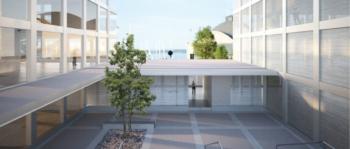 Euroopa Liidu IT-agentuuri peahoone arhitektuurivõistluse võitjad on selgunud