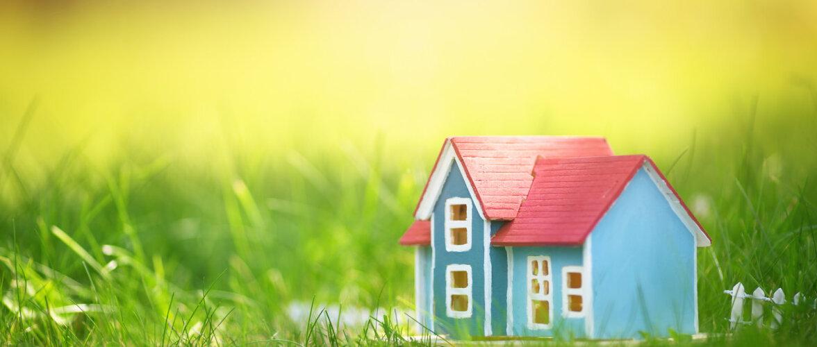 Kuidas arvutada maja suurust? Kui palju on mõistlikult paras?
