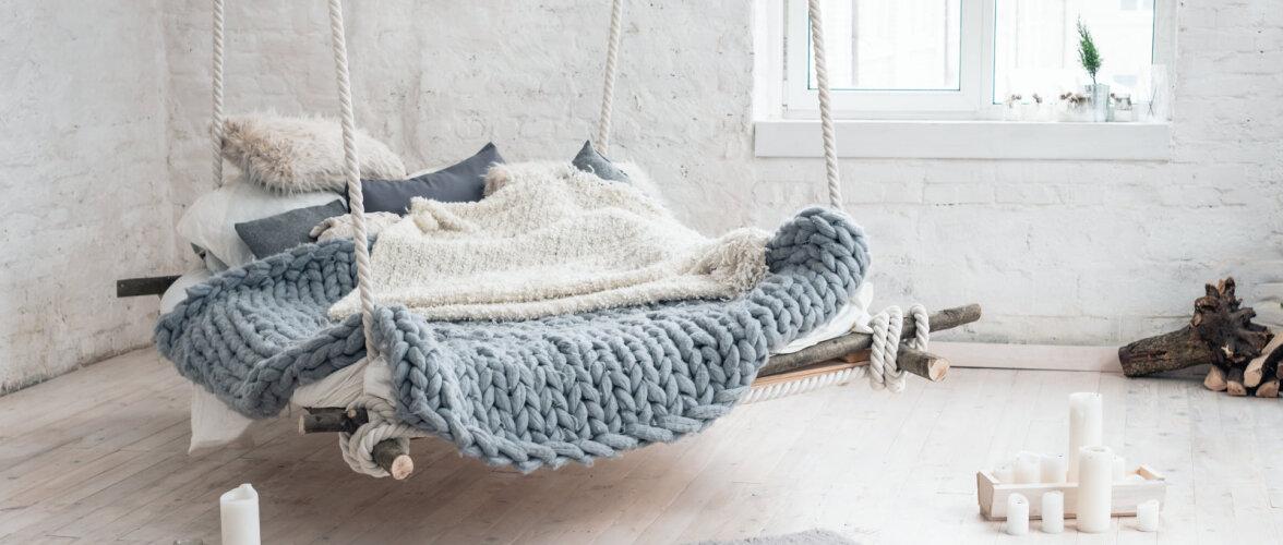 NÕUANDEID | Kuidas kujundada Skandinaavia stiilis magamistuba