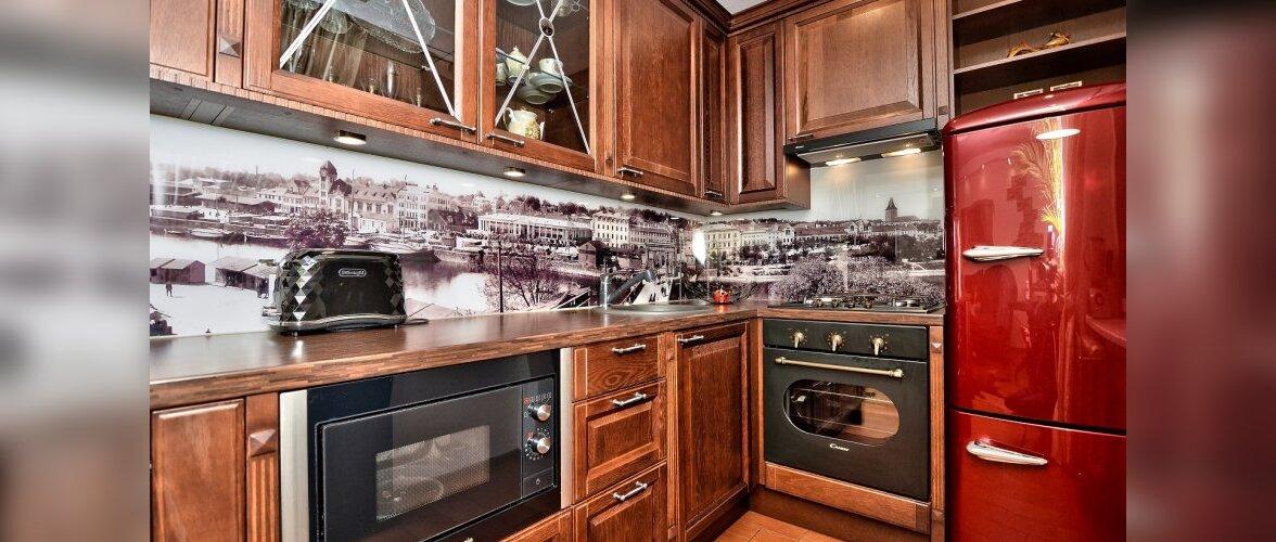 """Fotovõistluse """"Köök minu kodus"""" võitja: Kingime oma auhinna perele, kes seda tõesti vajab"""