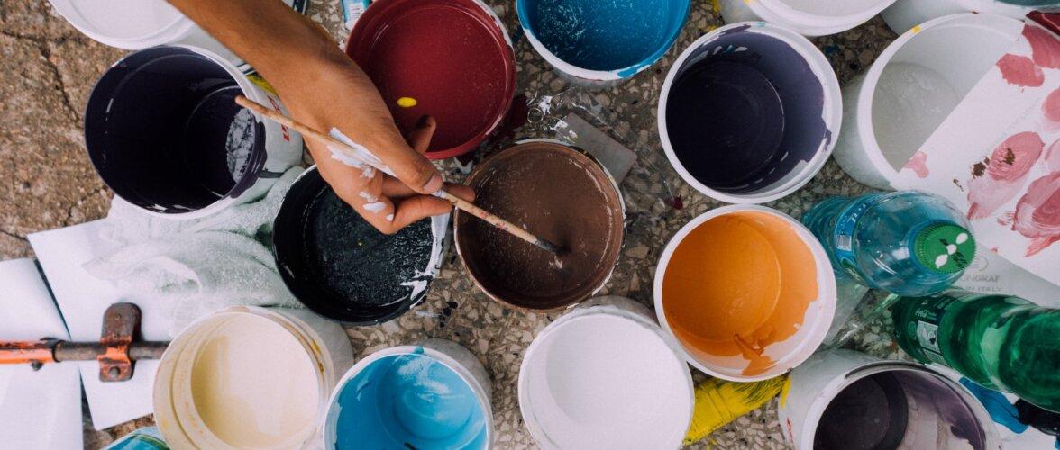 VÄRVIKOOL | Millised värvused sobivad omavahel kokku?