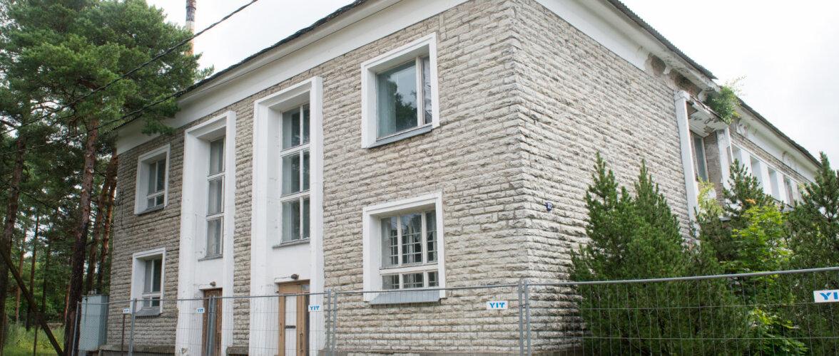 """Kivimäe Kodu sai esimesena Eestis """"Turvalise hoone"""" märgise"""