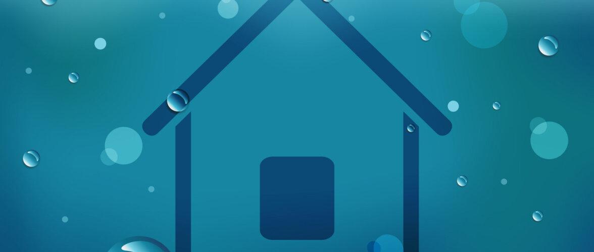 Miks on vaja kasutada aurutõket? Väldi niiskuskahjustusi